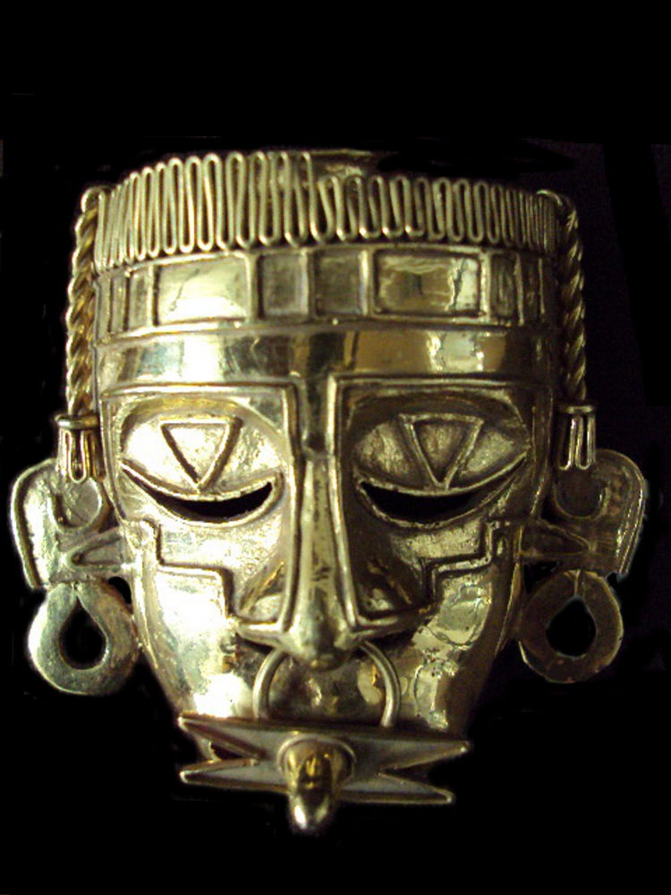 THE TREASURE OF THE SEVENTH TOMB OF MONTE ALBAN