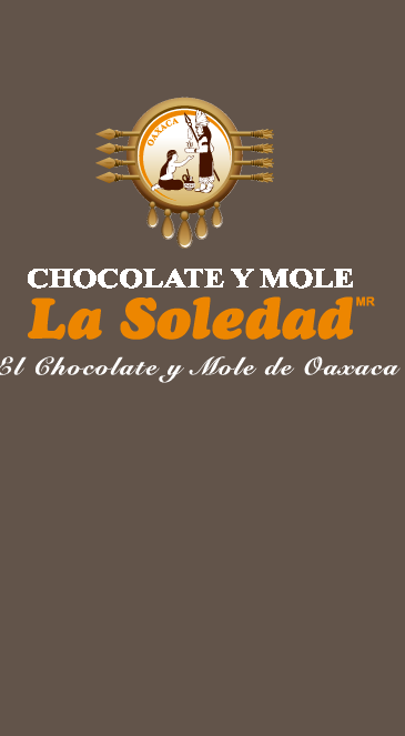 CHOCOLATE LA SOLEDAD.